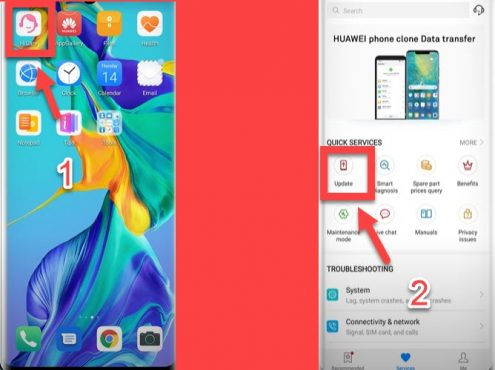 How To Flash Huawei Stock Firmware All Methods