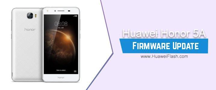 Huawei Honor 5A Stock Firmware