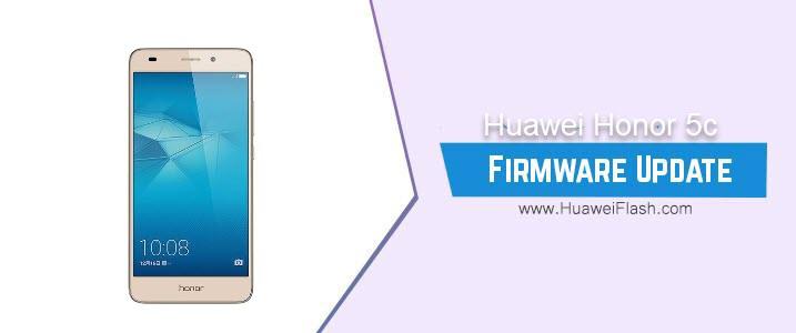 Huawei Honor 5c Stock Firmware
