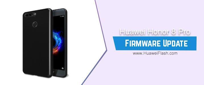 Huawei Honor 8 Pro Stock Firmware