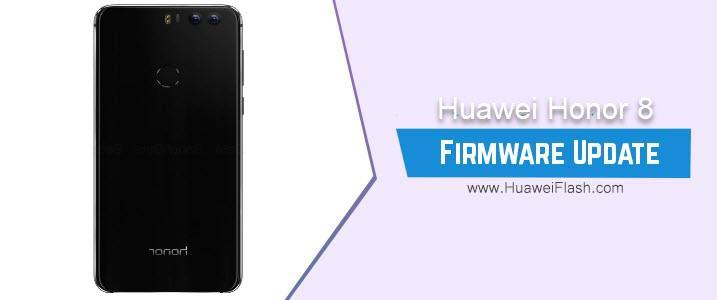 Huawei Honor 8 Stock Firmware