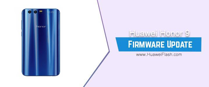 Huawei Honor 9 Stock Firmware