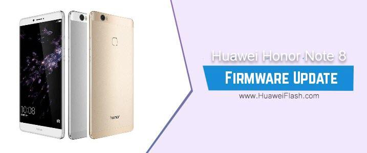 Huawei Honor Note 8 Stock Firmware
