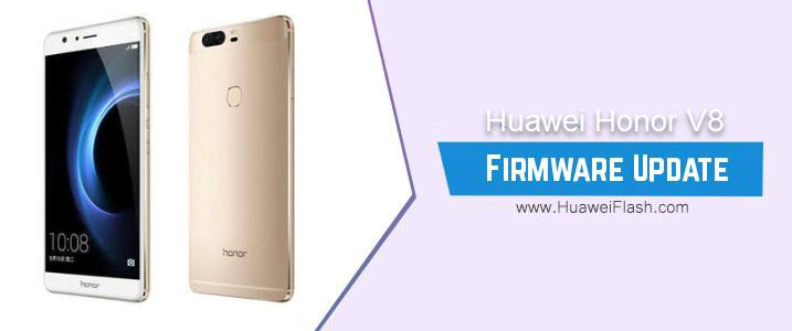 Huawei Honor V8 Stock Firmware