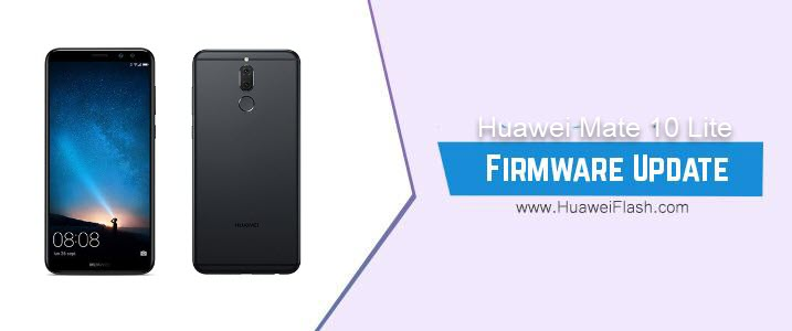 Huawei Mate 10 Lite Stock Firmware