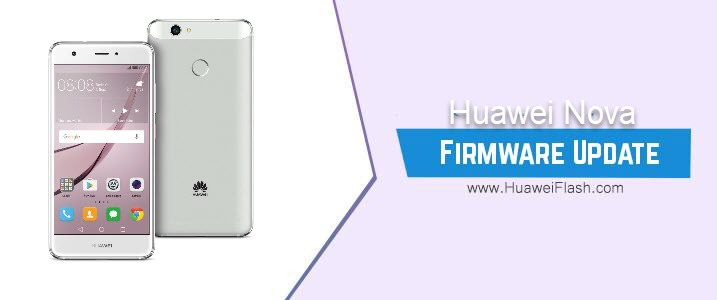 Huawei Nova Stock Firmware