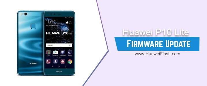 Huawei P10 Lite Stock Firmware