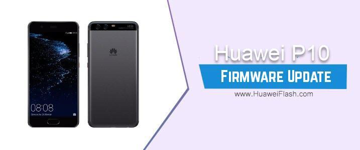Huawei P10 Stock Firmware