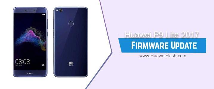 Huawei P9 Lite 2017 Stock Firmware