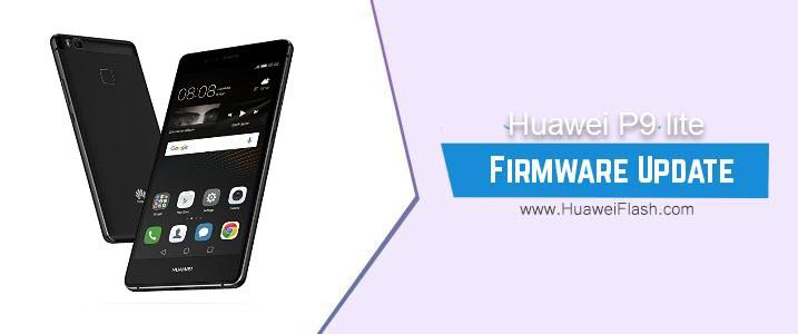 Huawei P9 lite Stock Firmware