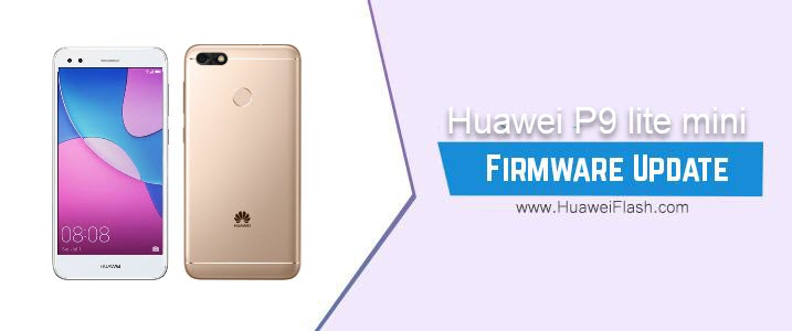 Huawei P9 lite mini Stock Firmware