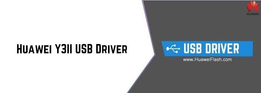 Huawei Y3II USB Driver