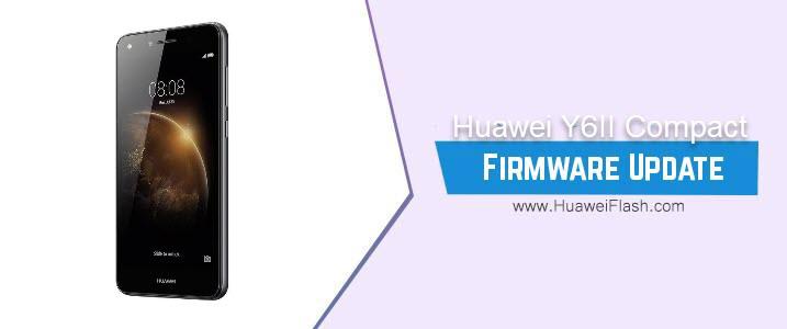 Huawei Y6II Compact Stock Firmware