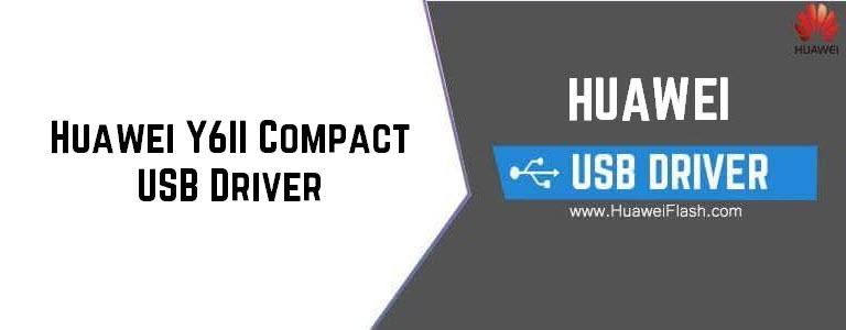 Huawei Y6II Compact USB Driver