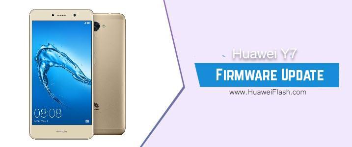 Huawei Y7 Stock Firmware