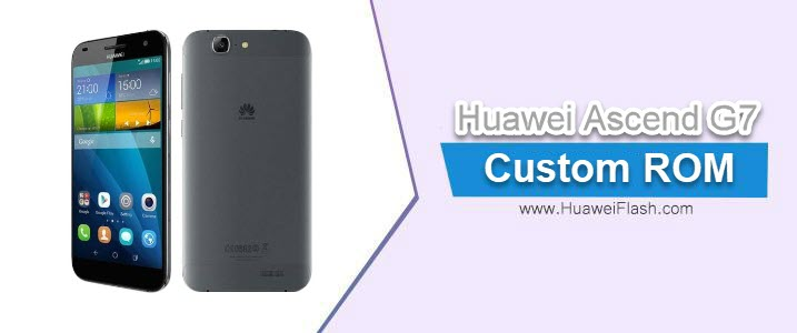 LineageOS 14.1 on Huawei Ascend G7