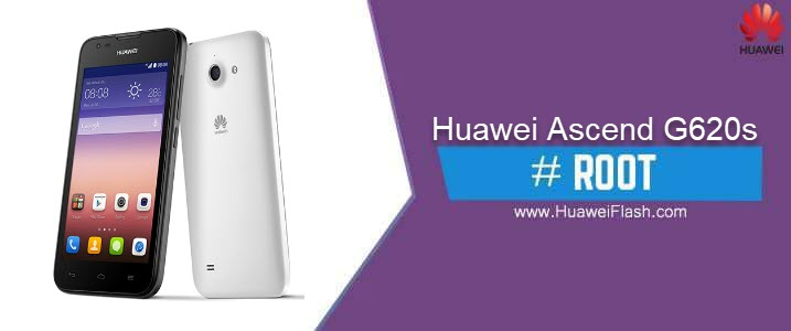 ROOT Huawei Ascend G620s