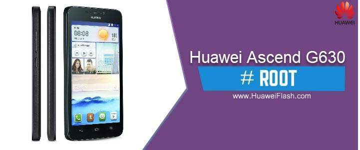 ROOT Huawei Ascend G630