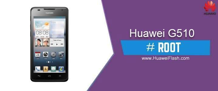 ROOT Huawei G510