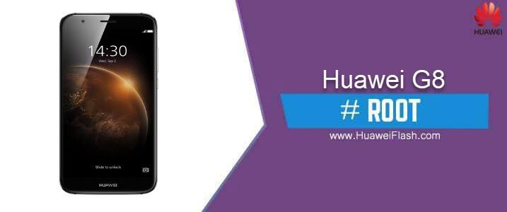 ROOT Huawei G8