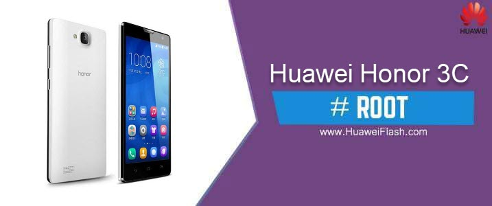 ROOT Huawei Honor 3C