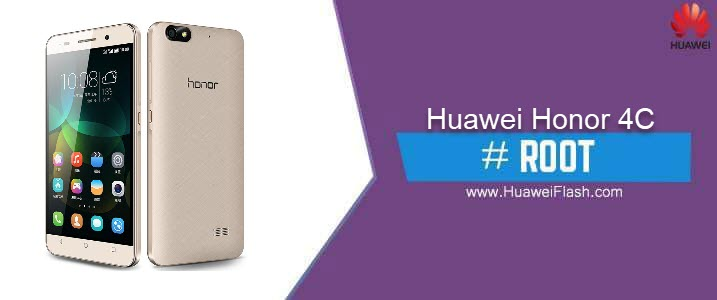 ROOT Huawei Honor 4C