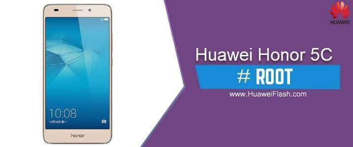 ROOT Huawei Honor 5C