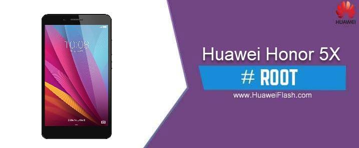 ROOT Huawei Honor 5X