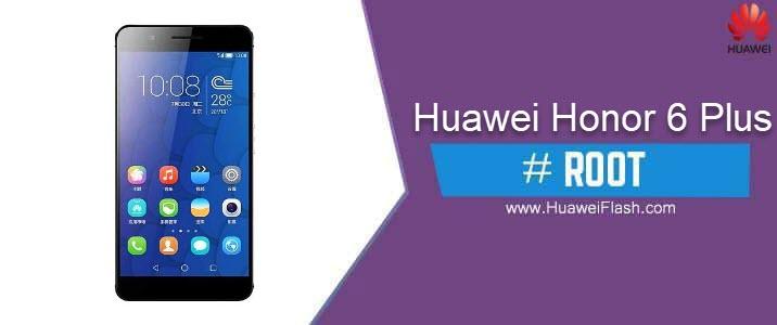 ROOT Huawei Honor 6 Plus