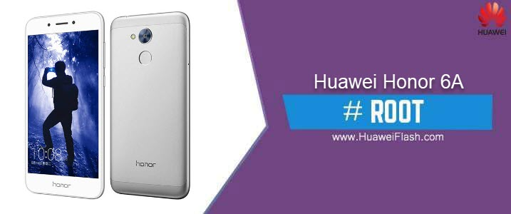 ROOT Huawei Honor 6A