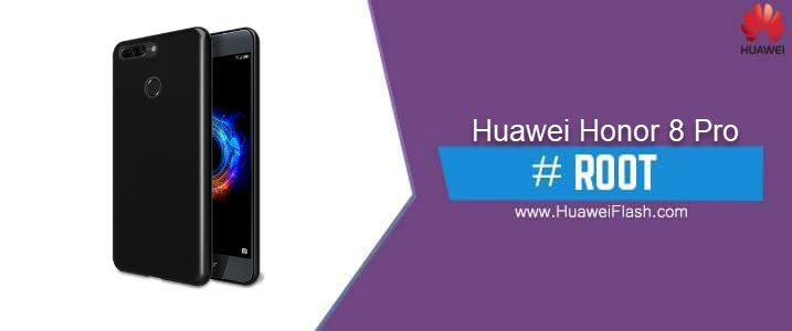 ROOT Huawei Honor 8 Pro