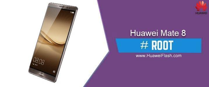 ROOT Huawei Mate 8