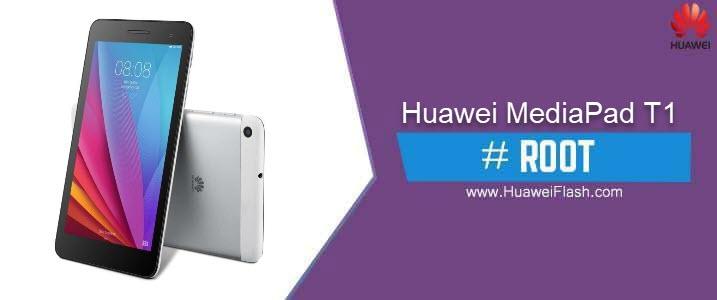ROOT Huawei MediaPad T1