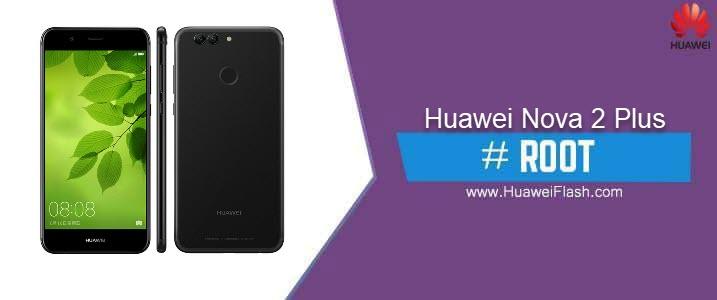 ROOT Huawei Nova 2 Plus