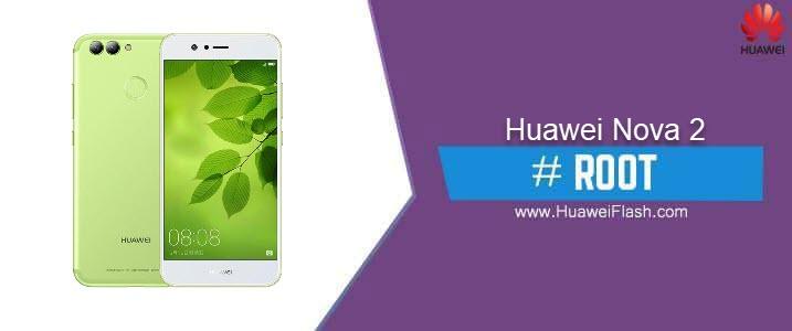 ROOT Huawei Nova 2