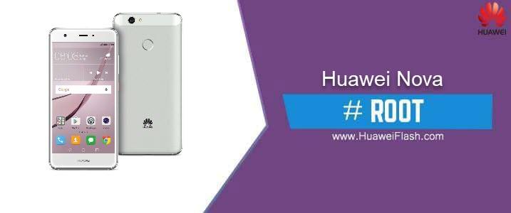 ROOT Huawei Nova