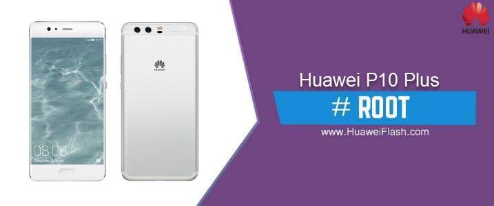 ROOT Huawei P10 Plus