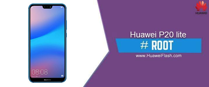 ROOT Huawei P20 lite