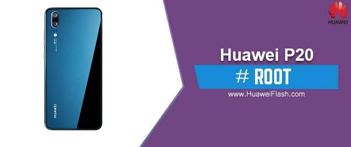 ROOT Huawei P20
