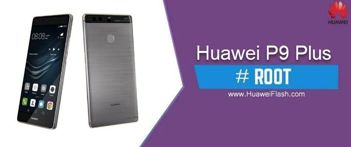 ROOT Huawei P9 Plus