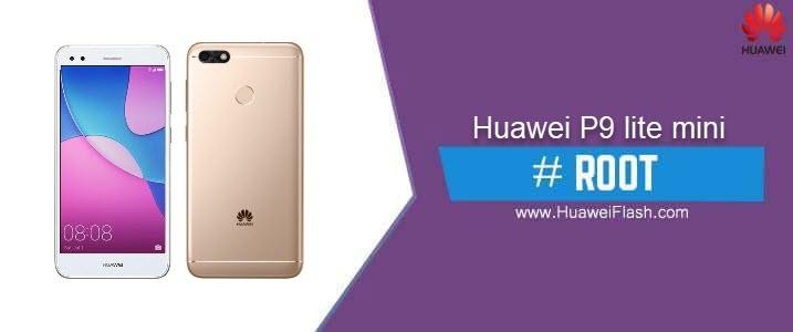 ROOT Huawei P9 lite mini