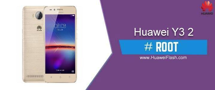ROOT Huawei Y3 2