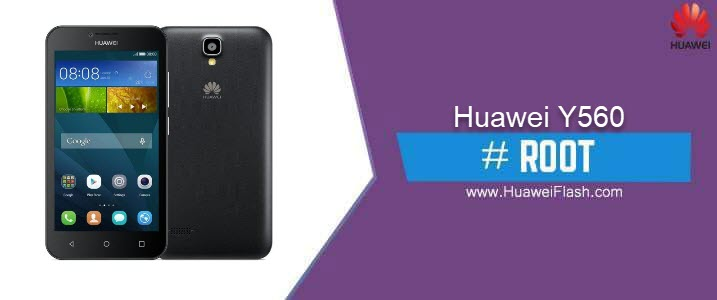 How to ROOT Huawei Y560
