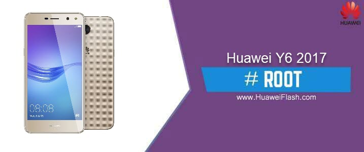 How to ROOT Huawei Y6 2017