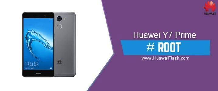 ROOT Huawei Y7 Prime