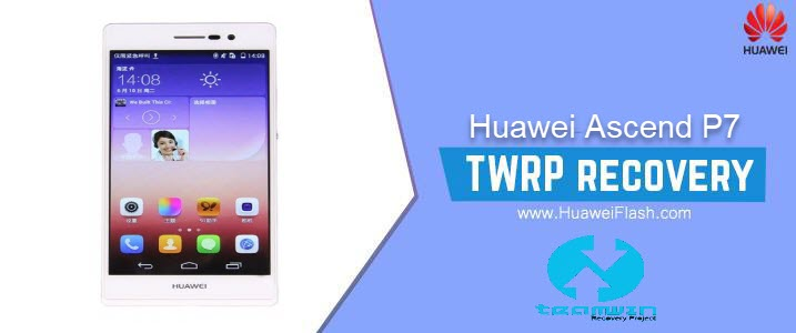 TWRP Recovery on Huawei Ascend P7