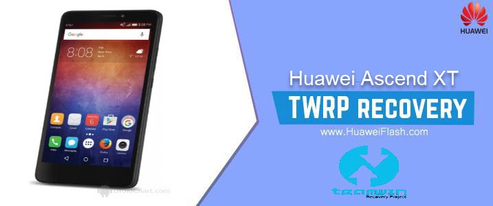 TWRP Recovery on Huawei Ascend XT