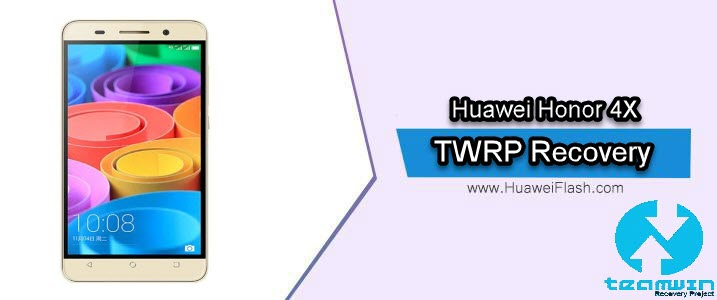 TWRP Recovery on Huawei Honor 4X