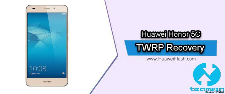 TWRP Recovery on Huawei Honor 5C
