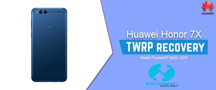 TWRP Recovery on Huawei Honor 7X